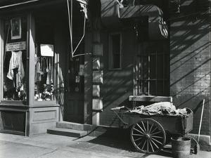 Storefront, New York, by Brett Weston