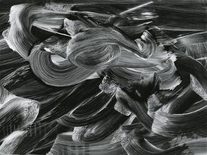 Wax On Window, 1980 by Brett Weston