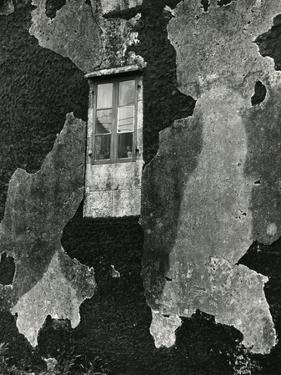 Window, Europe, 1971 by Brett Weston