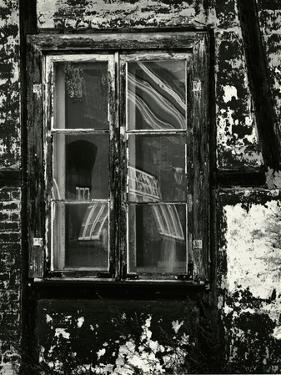 Window, Europe, 1972 by Brett Weston