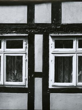 Windows, Europe, 1968 by Brett Weston