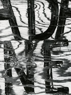 Wood and Paint, Sign, 1977 by Brett Weston