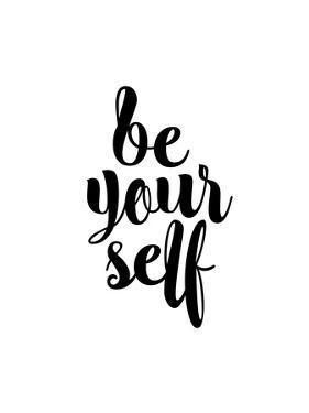 Be Yourself by Brett Wilson
