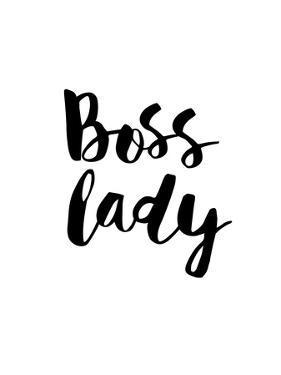 Boss Lady by Brett Wilson