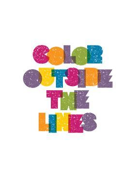 Color Outside the Lines by Brett Wilson