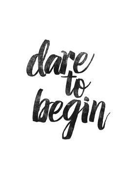 Dare to Begin by Brett Wilson