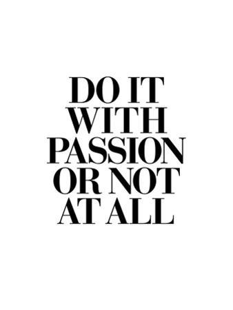 Do It With Passion by Brett Wilson