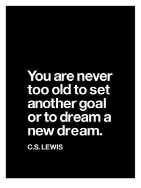 Dream a New Dream (C.S. Lewis) by Brett Wilson