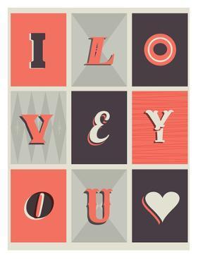 I Love You Harley by Brett Wilson
