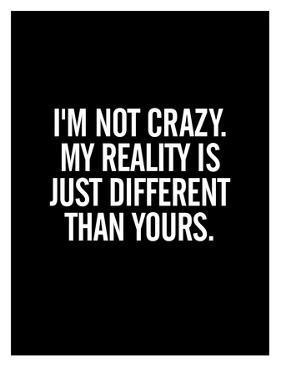Im Not Crazy by Brett Wilson