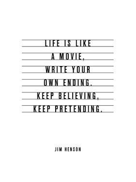 Jim Henson by Brett Wilson