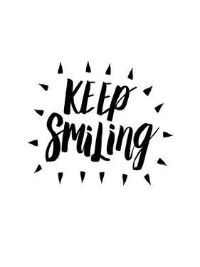 Keep Smiling by Brett Wilson