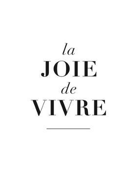 La Joie De Vivre by Brett Wilson