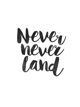 Never Never Land by Brett Wilson