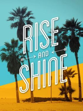 Rise and Shine Beach by Brett Wilson