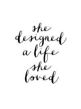 She Designed a Life She Loved by Brett Wilson