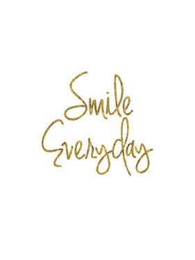 Smile Everyday by Brett Wilson