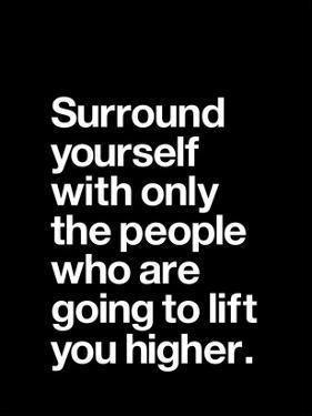 Surround Yourself by Brett Wilson
