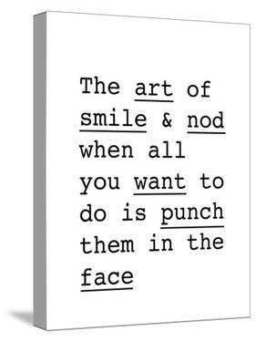 The Art of Smile and Nod by Brett Wilson