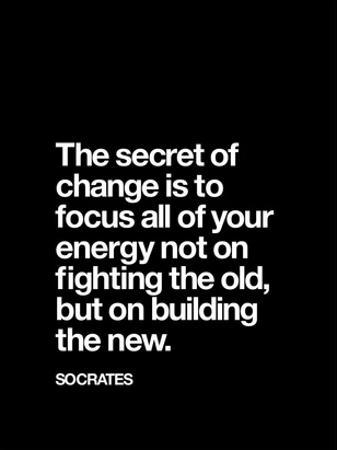 The Secret of Change (Socrates) by Brett Wilson