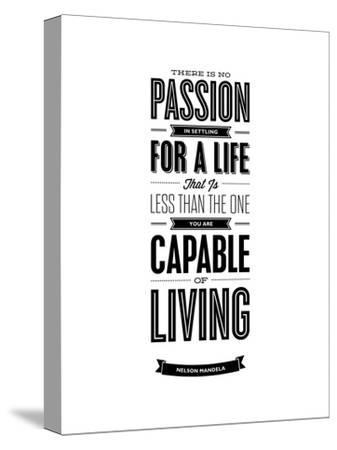There Is No Passion by Brett Wilson