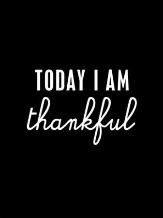 Today I Am Thankful by Brett Wilson