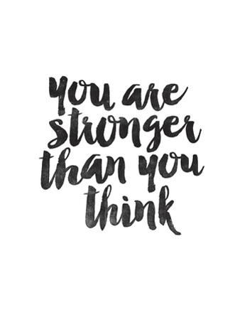 You Are Stronger Than You Think by Brett Wilson