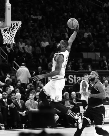 2015 NBA All-Star Game by Brian Babineau