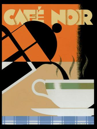 Cafe Noir by Brian James