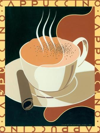 Cappuccino by Brian James
