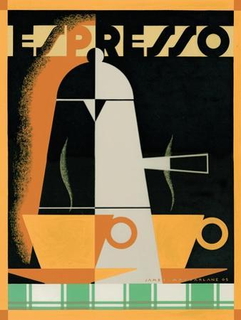 Espresso by Brian James