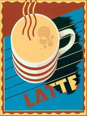 Latte by Brian James