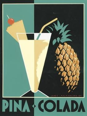 Pina Colada by Brian James