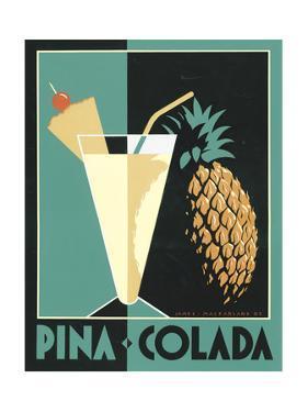 Pina Colada by Brian James