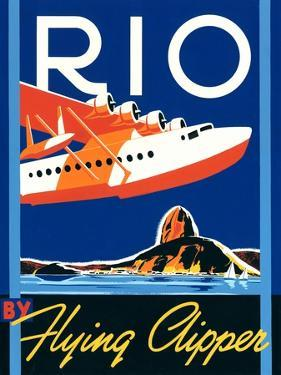 Rio by Flying Clipper by Brian James