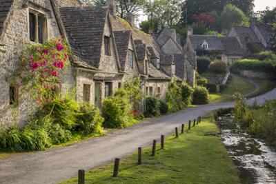 Arlington Row Homes, Bibury, Gloucestershire, England by Brian Jannsen