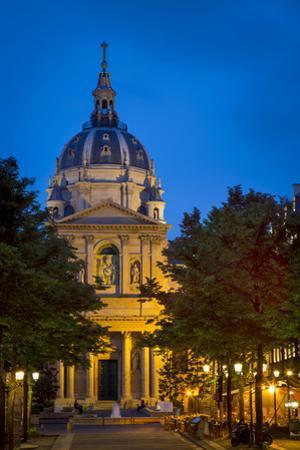 College of Sorbonne, Now a Public University, Paris, France by Brian Jannsen