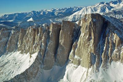 Mt. Whitney I by Brian Kidd