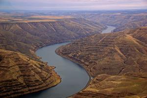 Snake River I by Brian Kidd