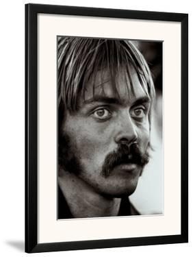 Steve Prefontaine, Portrait by Brian Lanker