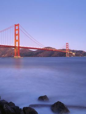 Golden Gate Bridge by Brian Lawrence