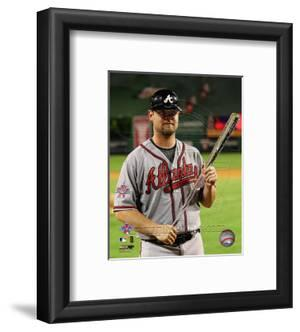 Brian McCann 2010 MLB All-Star Game MVP
