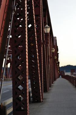 Bridge Walk by Brian Moore