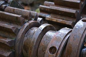 Gears I by Brian Moore