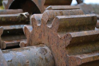 Gears II by Brian Moore