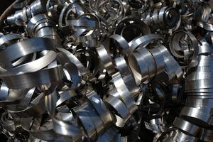 Metal Coils II by Brian Moore