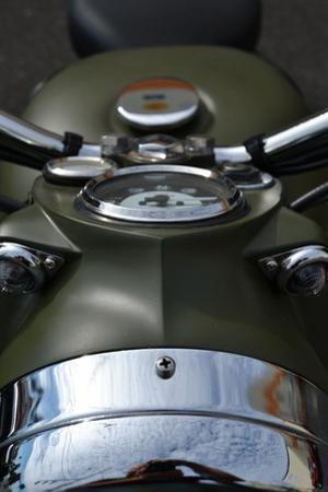 Motorcycle II by Brian Moore