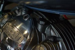 Motorcycle IV by Brian Moore
