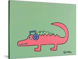 Alligator by Brian Nash