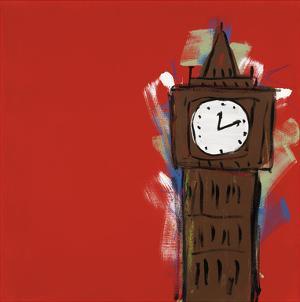 Big Ben by Brian Nash
